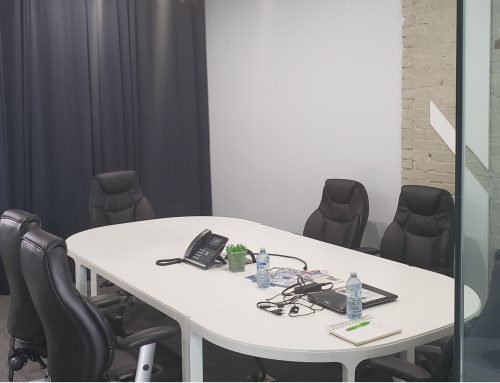 VCG And Panopticon Offices