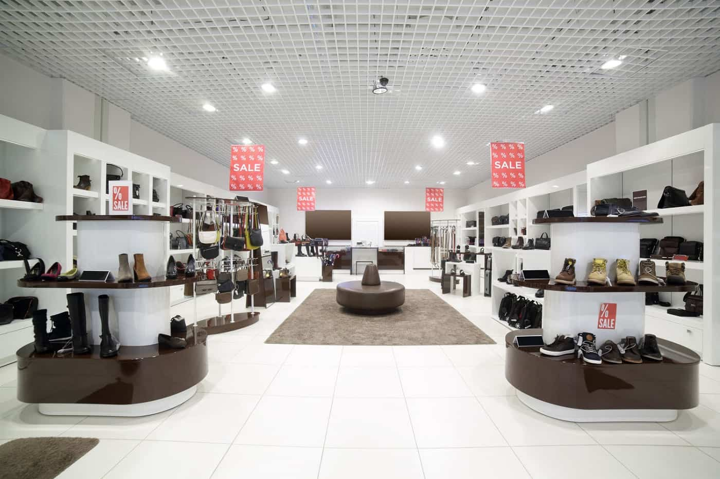 Shoe store renovation Toronto