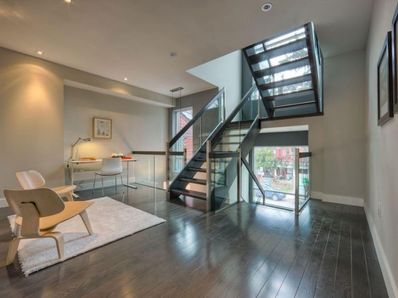 Whole house renovation in Sullivan Ontario